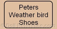 American Doll Company doll mark Peters Weather Bird Shoes
