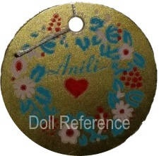 Celluloid Dolls, Makers & Marks Identified 1869 +