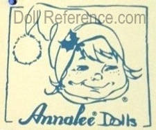 Annalee doll mark label Annalee Dolls