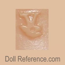 Antoshka doll mark symbol