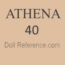 Athena doll mark