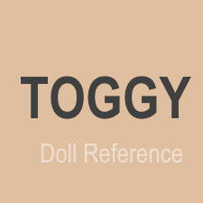 Atlantic Rubber Company Limited doll mark Toggy