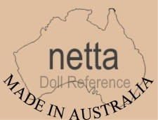 Australia Netta doll mark