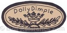 Butler Brothers Dolly Dimple label