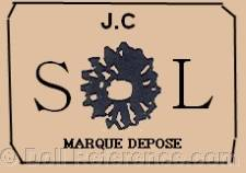 Jean Caron doll mark JC SOL