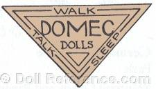 Domec doll mark