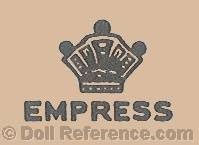 Pauline Margulies doll mark Empress