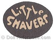 Elsie Shaver doll mark Little Shavers