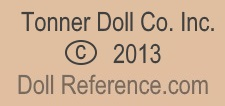 Robert Tonner Doll Company, Inc. doll mark © 2013