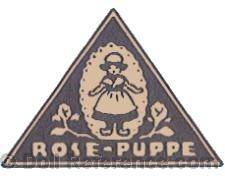 Federike Welsch doll mark Rose-Puppe 1925