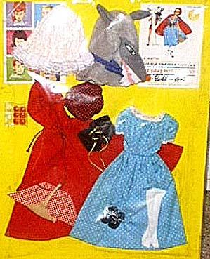 0880 Little Red Riding Hood 1964