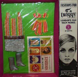 1726 Twiggy Turnouts 1968