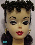 #1 Barbie doll 1959