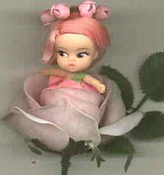 Hasbro 8575 Rose Flower Darling doll