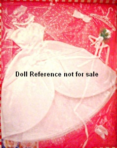 Barbie doll 972 Wedding Day set 1959-1962