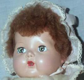 AC 1950 Tiny Tears doll, 20""