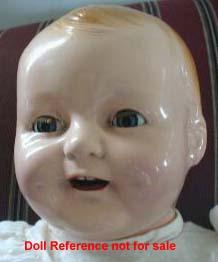 1928 Acme Honey Baby doll face
