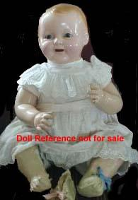 1928 Acme Honey Baby doll 26""