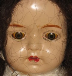 1917-1921 Babs non mechanical walking doll, 29""
