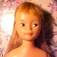 1964-1967 Cricket doll face