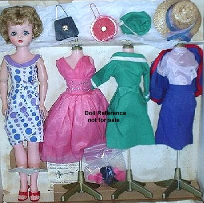 Candy Fashion Doll 1960's Candy Fashion doll