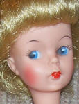 1963 Eegee Shelley doll, 12""