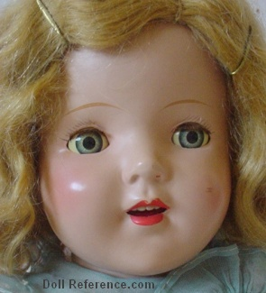 1930s Horsman Art Doll Face