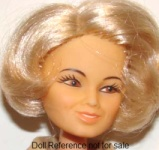 1976 Horsman Angie Dickinson Police Woman doll, 9""