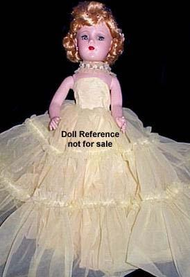 Hoseley Party Doll - Debra