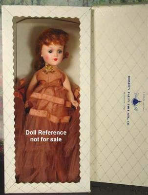 Hoseley Party Doll - Dee Ann
