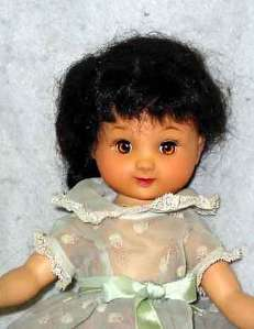 1952 Ideal Betsy McCall doll face