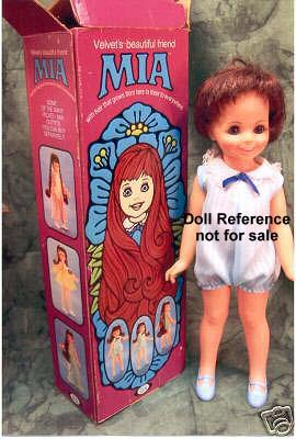 Ideal Dolls 1970s