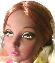 Tiffany Taylor black doll