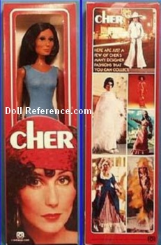 (No. 62403) 3rd Cher doll 1981