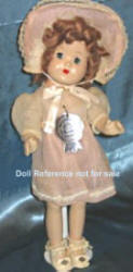 Natural Doll Company Ritzy Chubby Baby doll 15""