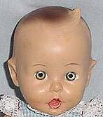 1955 Gerber baby doll face
