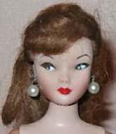 1962 Uneeda Miss Suzette doll, 11 1/2""