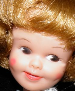 1964-1970 Deluxe Reading Penny Brite doll, 8""