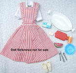 0889 Candy Striper Volunteer 1964