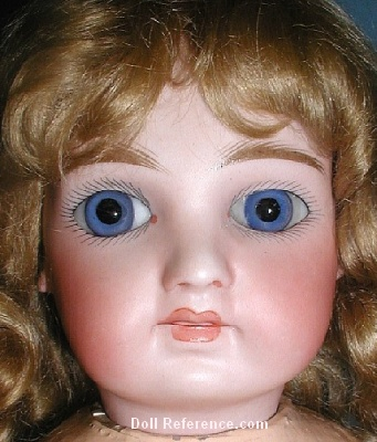 Antique Bahr & Proschild, Dolly face, doll mold 10,