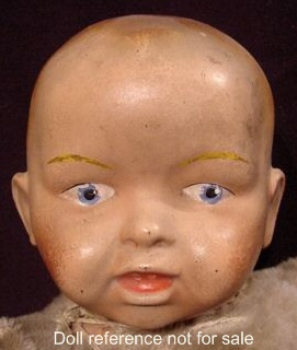 1911 Horsman Baby Bumps doll face