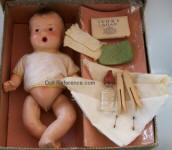 1932-1934 Nursing Doll, 8""