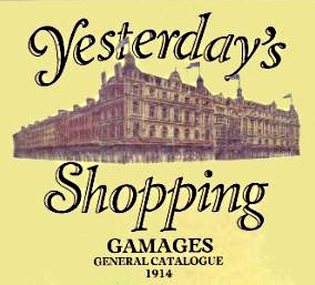 Gamages General Catalogue cover 1914