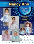 Nancy Ann Storybook doll book by Elaine Pardee, 2009