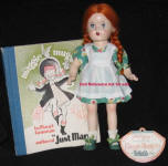 1947 Reliable Maggie Muggins doll, 14""