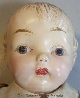 Royal 1920s Girl doll, 21""