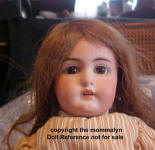 S & H Dolly face, Child doll mold 1109