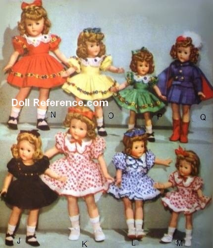 Wards 1942 Effanbee Anne Shirley Little Lady Doll clothes, page 81