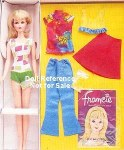 1042 Francie & her Swinin' Separates Sears 1966