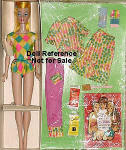 1043 Barbie Color Magic giftset 1966